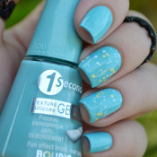 Blue no Blues Bourjois + Let's Play Top Beauty