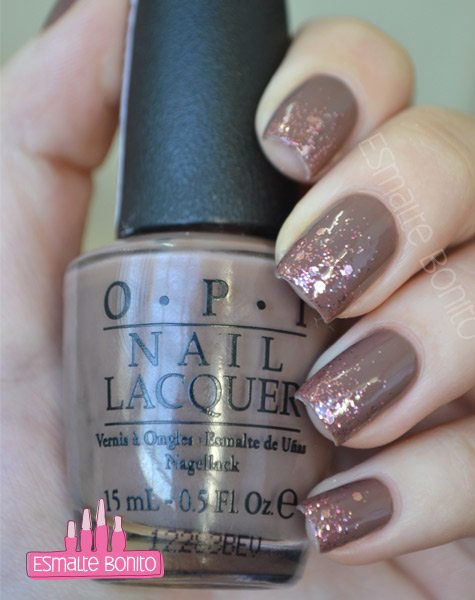 Over The Taupe OPI