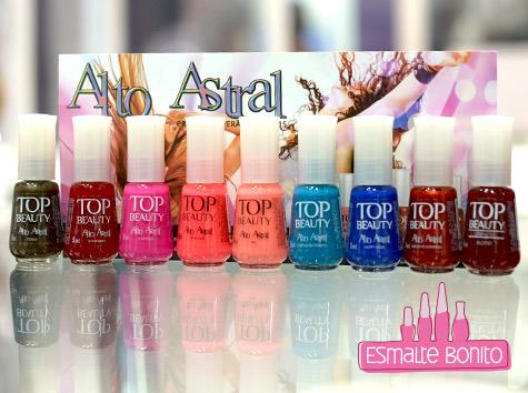Coleção Alto Astral Top Beauty