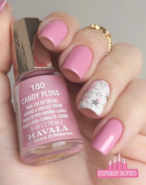 Candy Floss da Mavala