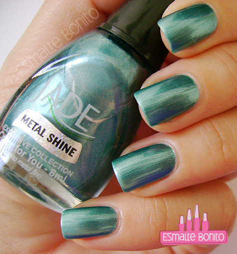 Esmalte Crazy For You Jade