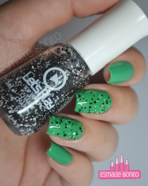 Esmalte Charlie Chaplin Top Beauty