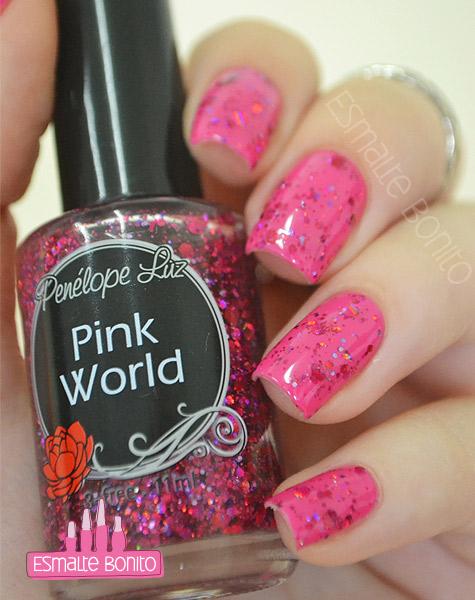 Pink World Penélope Luz