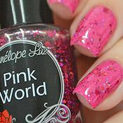 Outubro Rosa – Pink World Penélope Luz