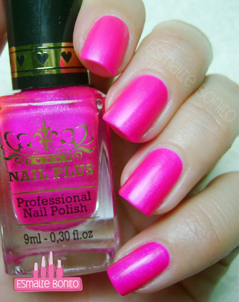 Shock Me Nail Plus Fosco