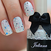 Esmalte da Kelly Juliana