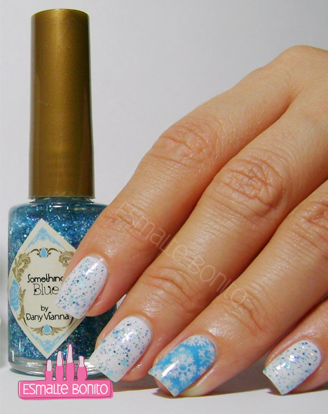 Esmalte Something Blue By Dany Vianna