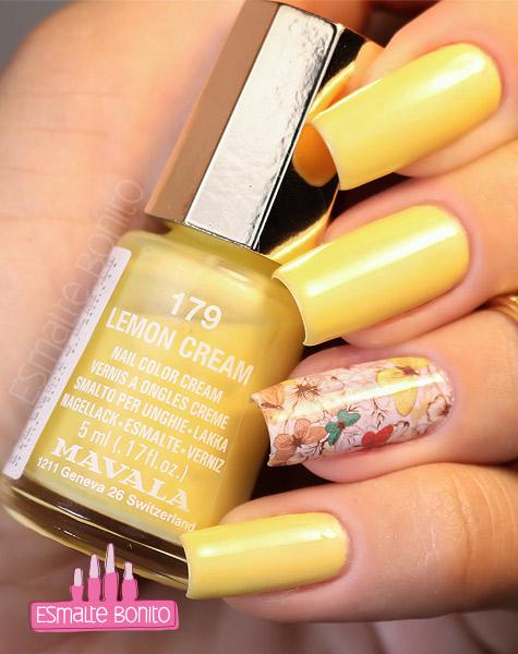 Esmalte Lemon Cream Mavala