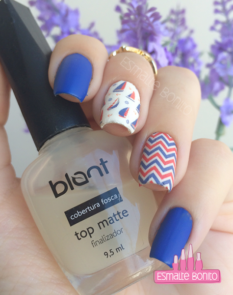 Top Matte Blant Colors
