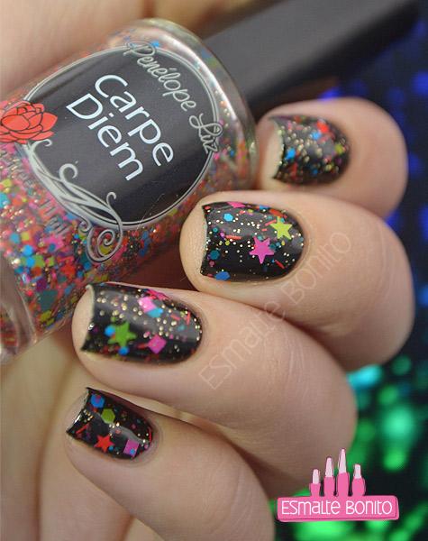 Glitter Carpe Diem Penélope Luz