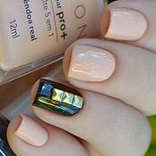 Amêndoa Avon + Noite Top Beauty + Studs