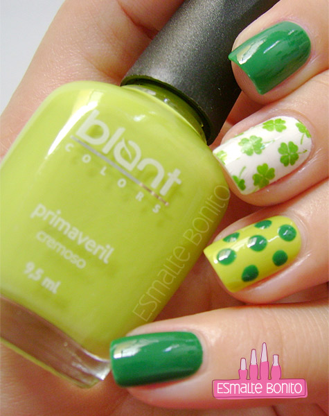 Esmalte Primaveril Blant Colors