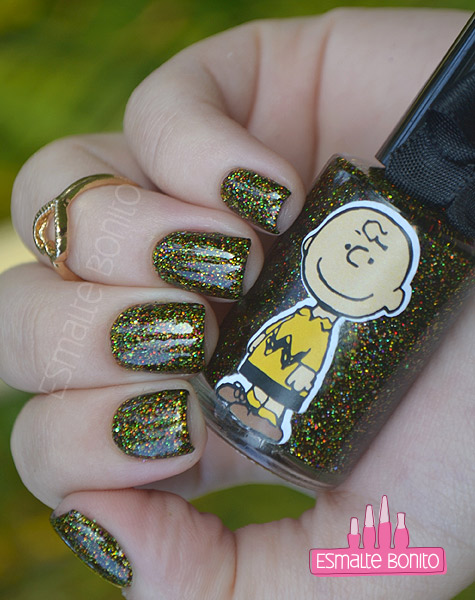 Esmalte da Kelly Charlie Brown