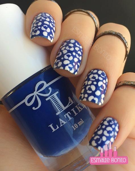 Esmalte BonBon Bleu Latika