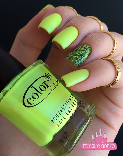 Get Your Lem-on Color Club