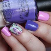 Esmaltes Color Club + Adesivos