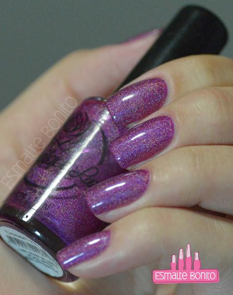 Esmalte Desert Rose Holográfico Penélope Luz