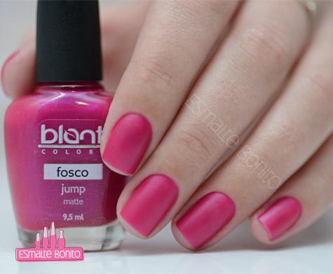 Esmalte Jump Fosco Blant Colors