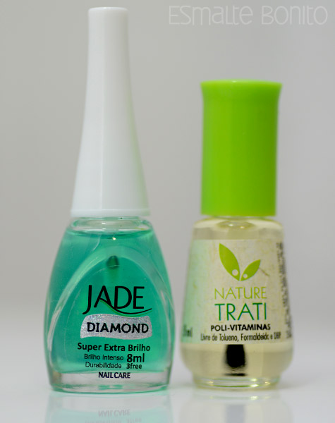 Super Extra Brilho Jade e Poli Vitaminas Top Beauty
