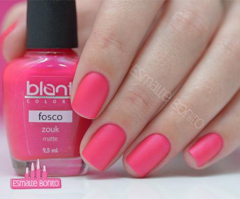 Esmalte Zouk Fosco Blant Colors