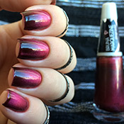 Esmalte Degradê – Red Black Bruna Marquezine