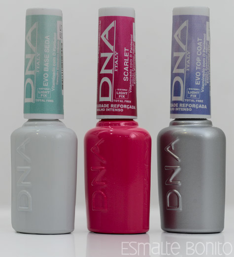 Esmaltes Evolution Hibrido DNA Italy