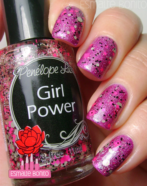 Esmalte Girl Power Penélope Luz