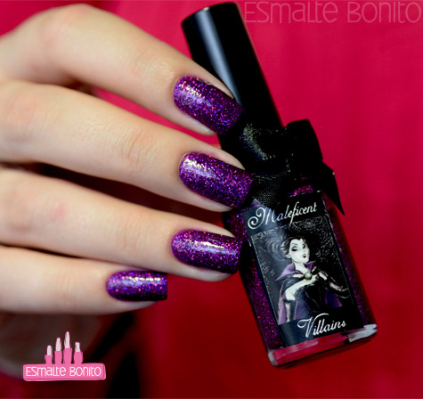 Esmalte da Kelly Maleficent