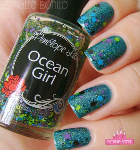 Esmalte Ocean Girl Penélope Luz