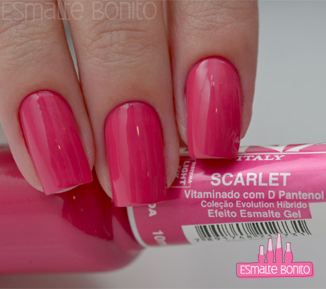 Esmalte Scarlet Evolution Hibrido DNA Italy