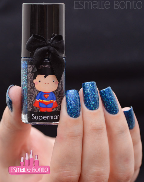 Esmalte da Kelly Superman
