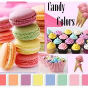 Desafio do Mês de Setembro: Candy Colors