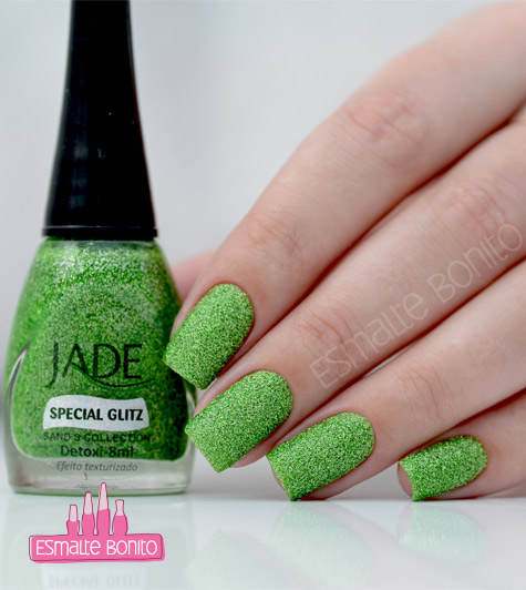 Esmalte Jade Detoxi Liquid Sand