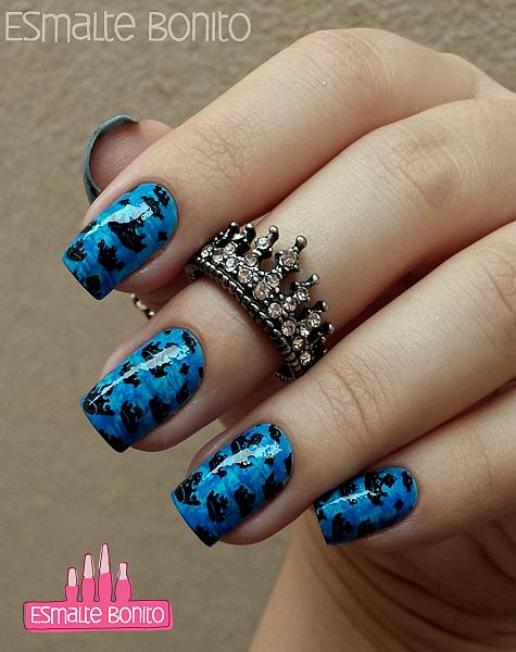 Drybrush nails