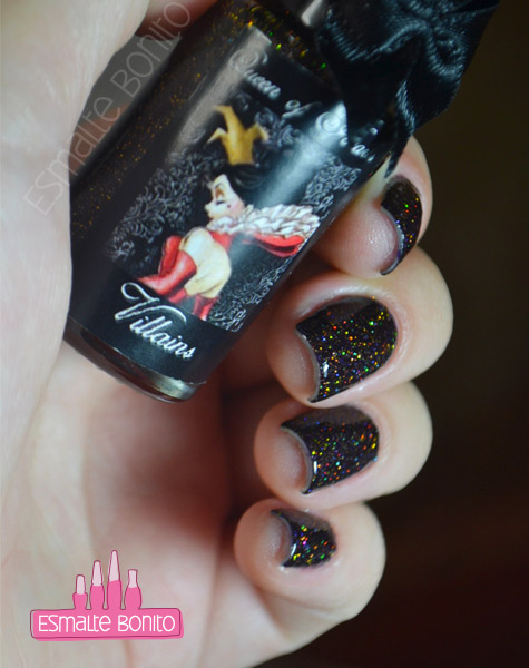 Esmalte da Kelly Queen Of Hearts