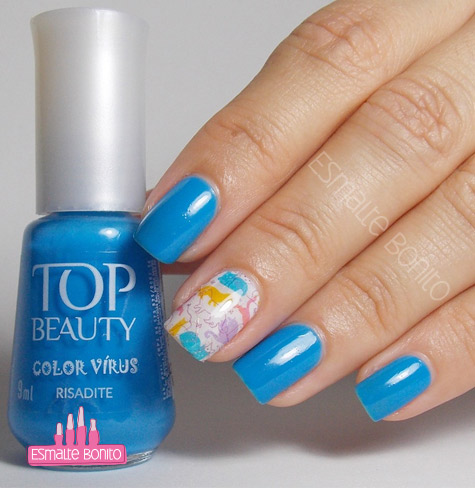 Esmalte Risadite Top Beauty