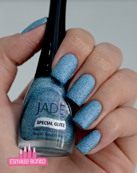 Esmalte Jade Sugar Touch Liquid Sand