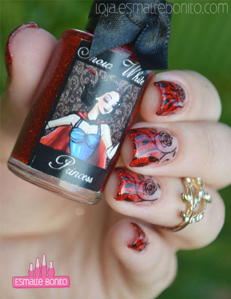 Esmalte da Kelly Snow White