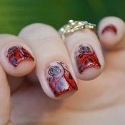 EDK Snow White + Carimbo com Placa Sugar Bubbles