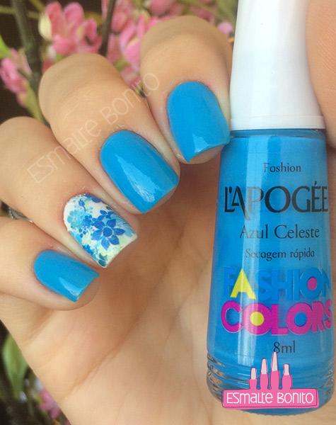 Esmalte Azul Celeste L'apogée