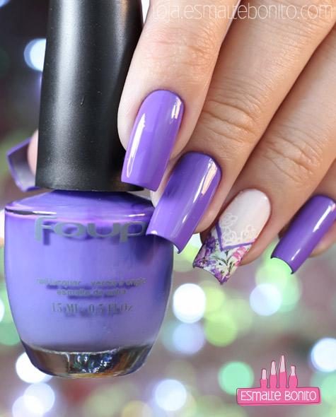 Esmalte Purple Foup