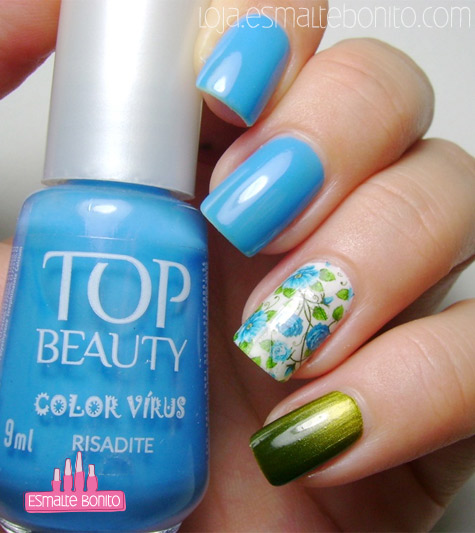 Risadite Esmalte Top Beauty