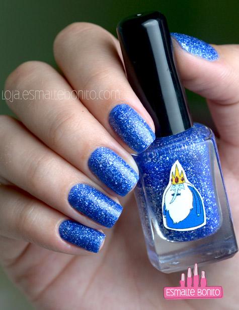 Esmalte Rei Gelado Coleção Adventure Time Whatcha