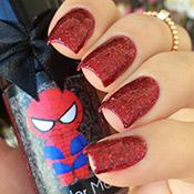 Esmalte Spider Man EDK