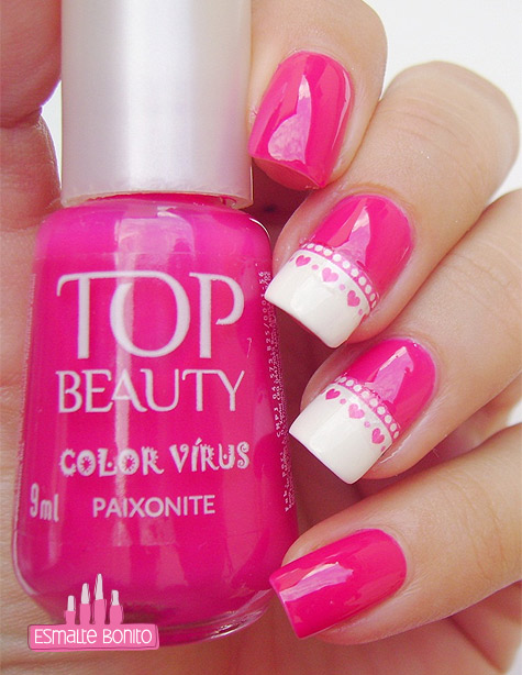 Esmalte Paixonite Top Beauty