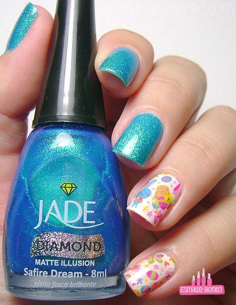 Esmalte Safire Dream Jade