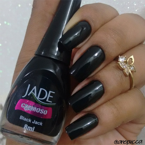 Esmalte Black Jack Jade