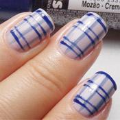 Nail Art para Festa Junina
