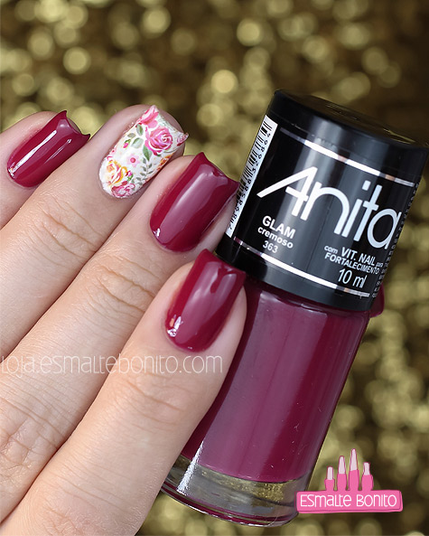 Esmalte Glam Anita