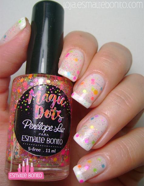 Esmalte Magic Dots Penélope Luz